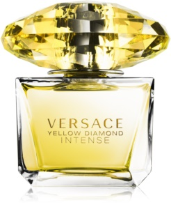 Versace Yellow Diamond Intense eau de parfum για γυναίκες