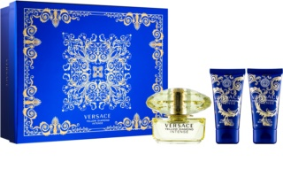 Versace Yellow Diamond Intense set cadou II.