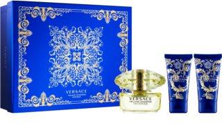 Versace Yellow Diamond Intense set cadou II.