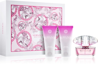Versace Bright Crystal set cadou IV.