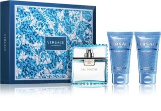 Versace Man Eau Fraîche dárková sada IV.