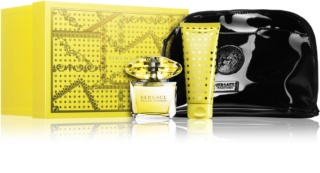 Versace Yellow Diamond zestaw upominkowy X.