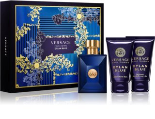Versace Dylan Blue Pour Homme zestaw upominkowy V.
