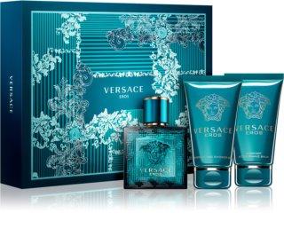 Versace Eros Gift Set IV.