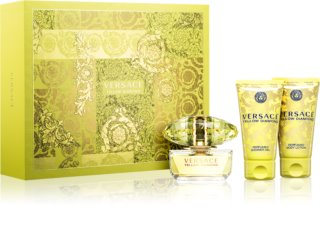 Versace Yellow Diamond darilni set XIII.