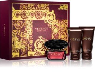 Versace Crystal Noir coffret cadeau XIX.