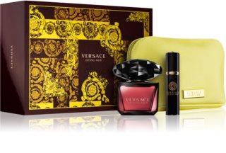 Versace Crystal Noir Gift Set  I. voor Vrouwen