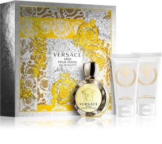 Versace Eros Pour Femme coffret IV.