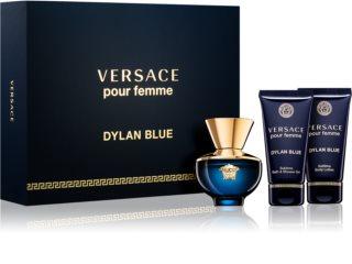 Versace Dylan Blue Pour Femme coffret I. para mulheres