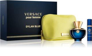 Versace Dylan Blue Pour Femme zestaw upominkowy II.