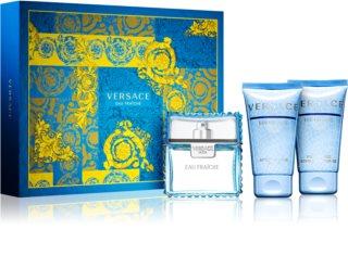 Versace Man Eau Fraîche dárková sada VII. pro muže