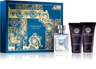 Versace Pour Homme zestaw upominkowy VI.