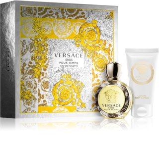 Versace Eros Pour Femme Geschenkset XVI. für Damen