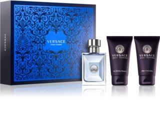 Versace Pour Homme σετ δώρου I. για άντρες