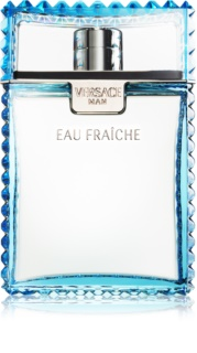 Versace Man Eau Fraîche After Shave Lotion for Men 100 ml