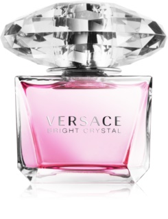 Versace Bright Crystal eau de toilette per donna 90 ml