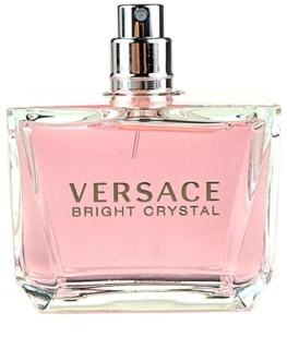 Versace Bright Crystal woda toaletowa tester dla kobiet 90 ml