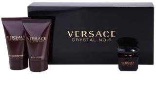 Versace Crystal Noir zestaw upominkowy III.