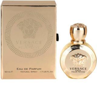 Versace Eros Pour Femme eau de parfum nőknek 50 ml