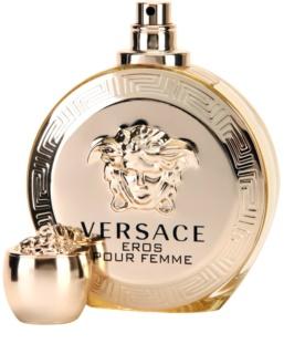 Versace Eros Pour Femme eau de parfum teszter nőknek 100 ml