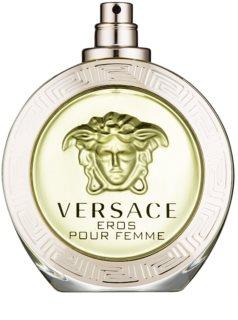 Versace Eros Pour Femme eau de toilette teszter nőknek 100 ml