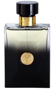 Versace Pour Homme Oud Noir парфюмна вода тестер за мъже 100 мл.
