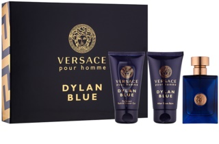 Versace Dylan Blue подарунковий набір ІІ