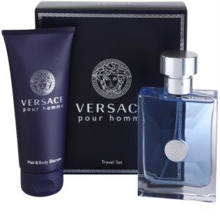 Versace pour Homme Gift Set  IV.