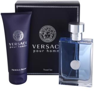 Versace Pour Homme dárková sada IV.