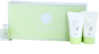 Versace Versense darčeková sada tester pre ženy 3 ks