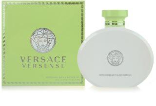 Versace Versense żel pod prysznic dla kobiet 200 ml