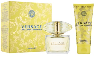 Versace Yellow Diamond set cadou ІХ