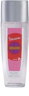 Vespa Sensazione deodorant s rozprašovačem pro ženy 75 ml