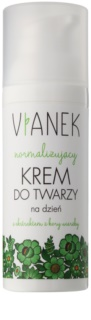 Vianek Energizing Matting Day Cream For Normal To Oily Skin