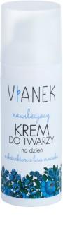 Vianek Moisturising Tagescreme mit feuchtigkeitsspendender Wirkung für trockene bis empfindliche Haut