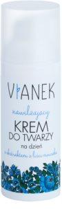 Vianek Moisturising дневен ефект с хидратиращ ефект за суха до чувствителна кожа
