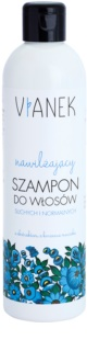 Vianek Moisturising Shampoo voor Droog en Normaal Haar met Hydraterende Werking