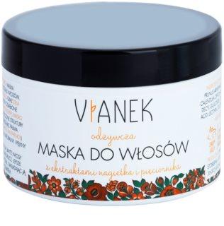 Vianek Nutritious regenerierende Maske für die Haare mit nahrhaften Effekt