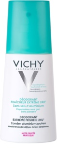 Vichy Deodorant Refreshing Deodorant Spray
