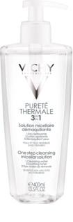 Vichy Pureté Thermale micellás víz normál és száraz, érzékeny bőrre 3 az 1-ben