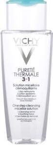 Vichy Pureté Thermale мицеларна почистваща вода 3 в 1