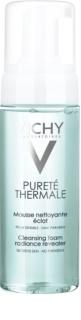Vichy Pureté Thermale mousse nettoyante pour une peau lumineuse