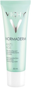 Vichy Normaderm Anti-age creme de dia para as primeiras rugas para pele oleosa e problemática