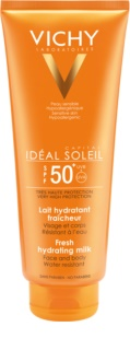 Vichy Idéal Soleil Capital mleczko ochronne do ciała i twarzy SPF 50+