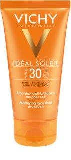 Vichy Capital Soleil fluido protector matificante para rostro SPF 30