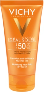 Vichy Capital Soleil Beschermende Matte Fluid voor het Gezicht  SPF 50