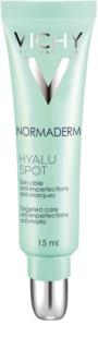 Vichy Normaderm Hyaluspot tratamento concentrado gel cremoso matificante