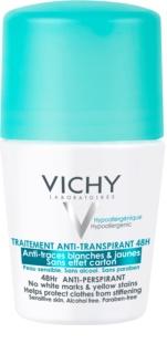 Vichy Deodorant golyós dezodor roll-on a fehér és sárga foltok ellen