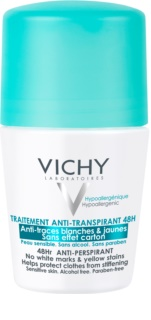 Vichy Deodorant roll-on antibacteriano desodorizante antitranspirante em spray