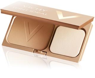 Vichy Teint Idéal élénkítő kompakt púder az ideális árnyalatú bőrért